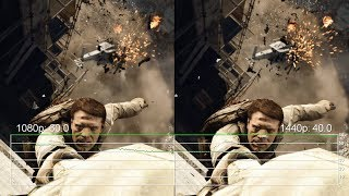 GTX 780 Ti: Battlefield 4 Ultra - 1080p vs. 1440p Gameplay Frame-Rate Tests