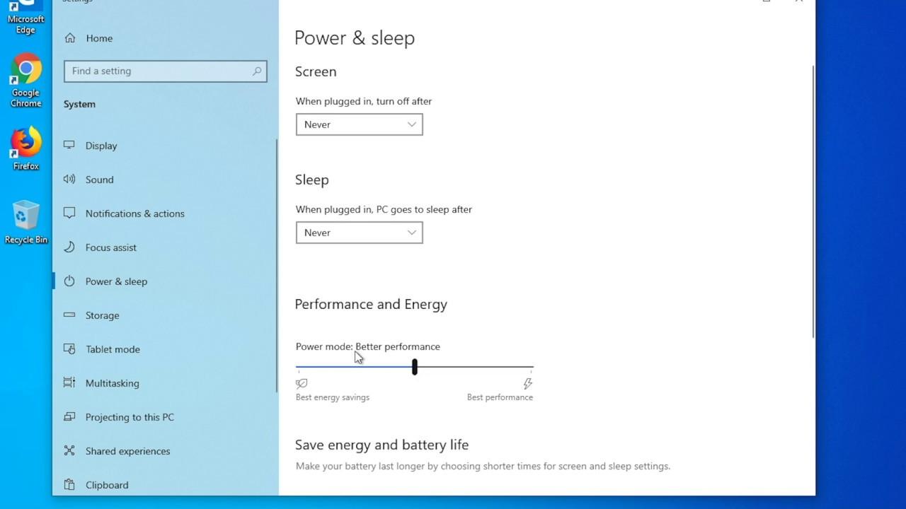 Hướng Dẫn Cách Bật Hoặc Tắt Chế Độ Ngủ Trong Windows 10 - AN PHÁT