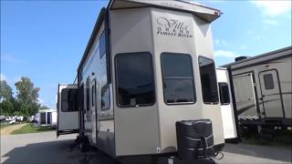 2018 Forest River Salem Grand Villa 42DLTS - new Travel Trailer for sale - Mankato MN