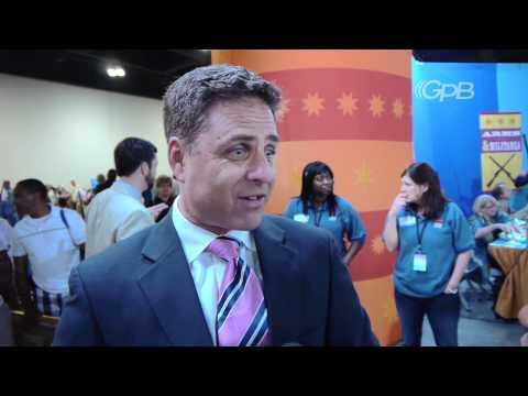 Mark L. Walberg Talks to GPB