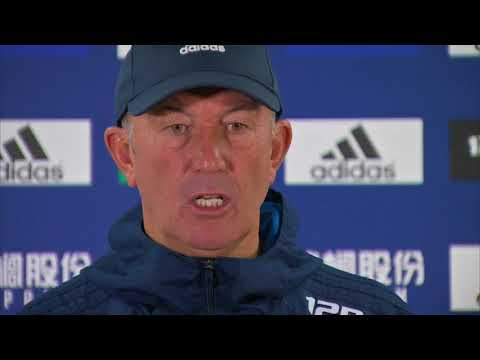We don't want to sell Evans - Pulis