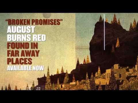 August Burns Red - Broken Promises