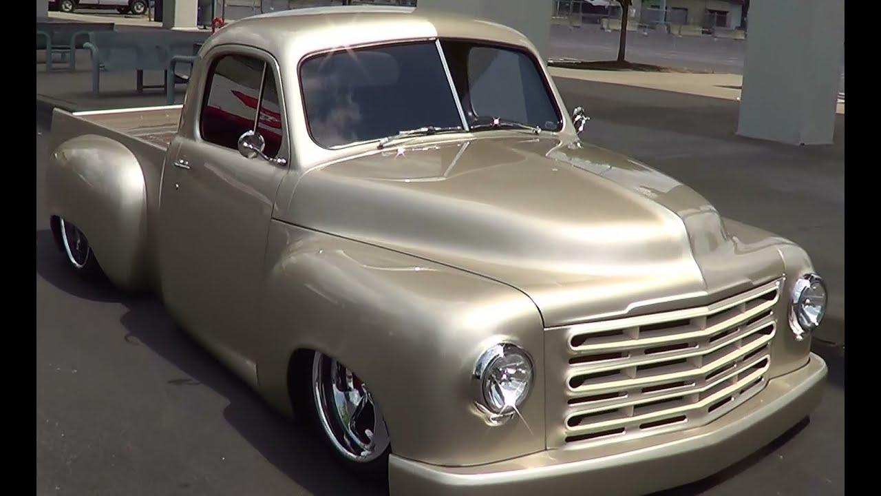 1949 Studebaker Street Truck Youtube