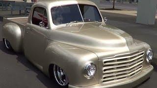 1949 Studebaker Street Truck