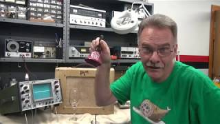 How to Repair Gibson GA 9 6V6 Tube practice guitar amp combo D-lab