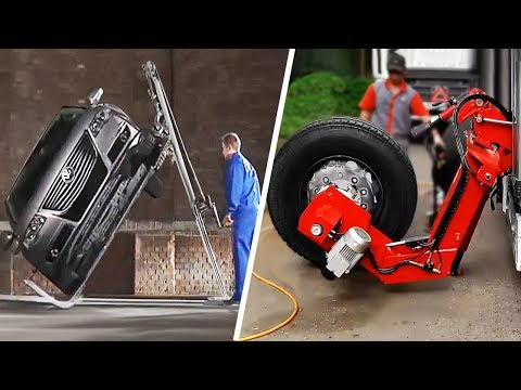AMAZING CAR INVENTIONS THAT ARE ON ANOTHER LEVEL