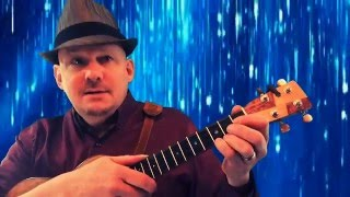 MUJ: Fire And Rain - James Taylor (ukulele tutorial)