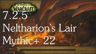 7.2.5 - Mythic +22 - Neltharion's Lair - Holy Paladin POV
