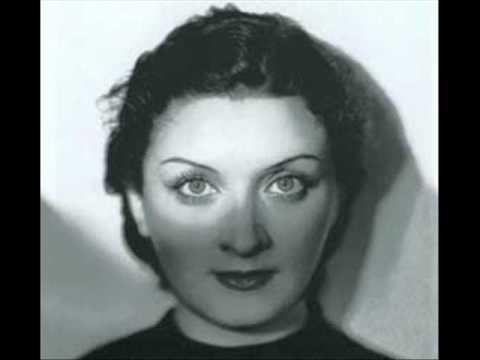 Lucienne Delyle Sérénade Sans Espoir Penny Serenade, 1939