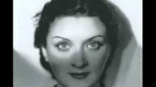 Lucienne Delyle- Sérénade Sans Espoir (Penny Serenade), 1939