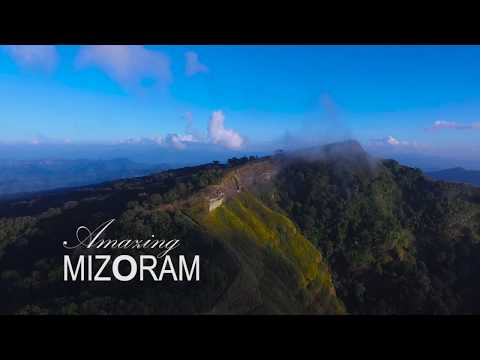 Amazing places of Mizoram