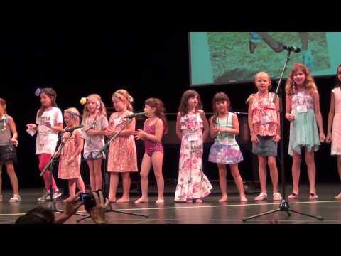 2016 NAVS Vegetarian Summerfest Kids Performance