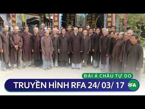 TIN TỨC THỜI SỰ TỔNG HỢP 24.03.2017 | RFA Vietnamese News