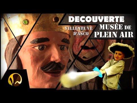 D couverte mus e de plein air villeneuve d 39 ascq youtube for Musee de plein air villeneuve d ascq