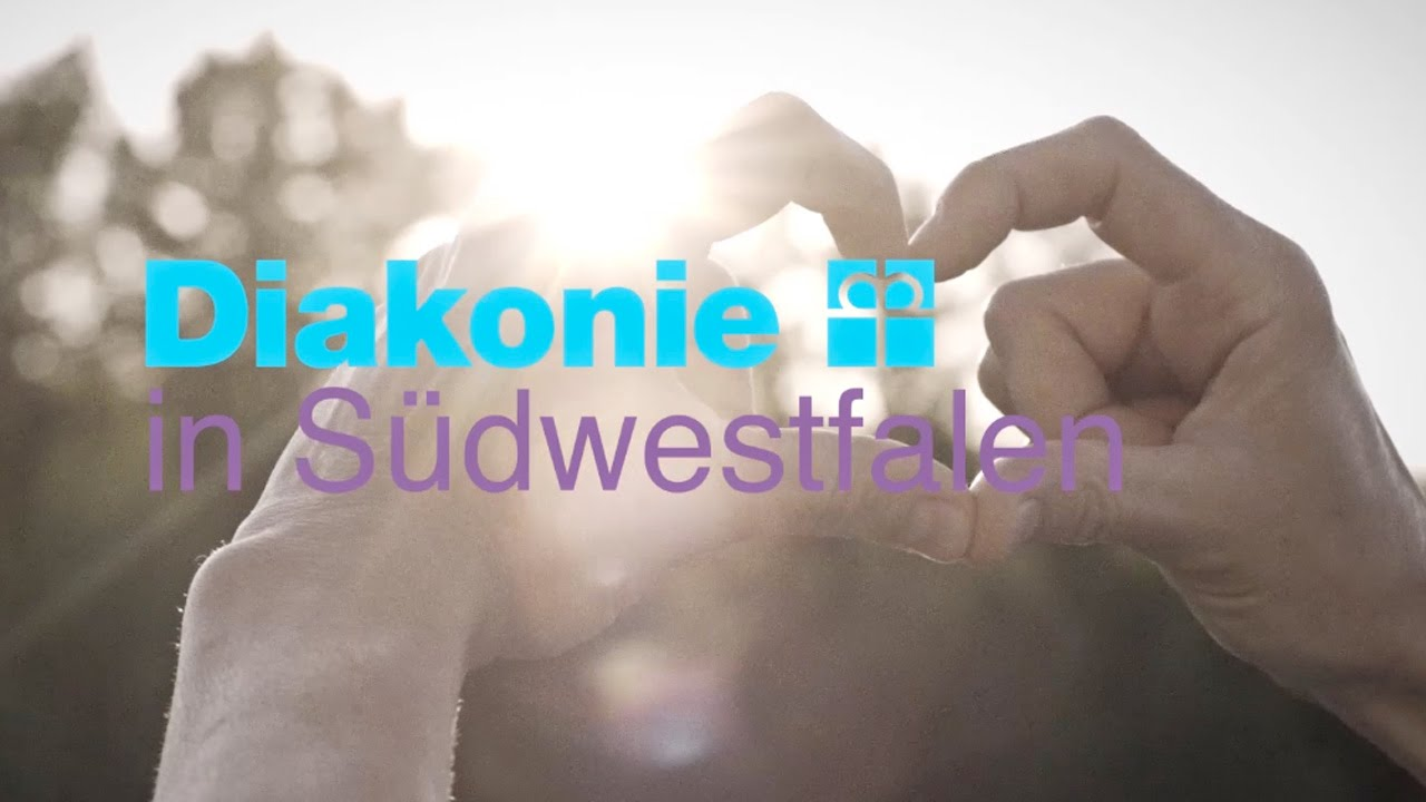 Youtube Video: Imagefilm Diakonie in Südwestfalen