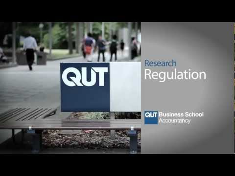 QUT Research - Regulation - Philanthropy and Non-Profit Stud