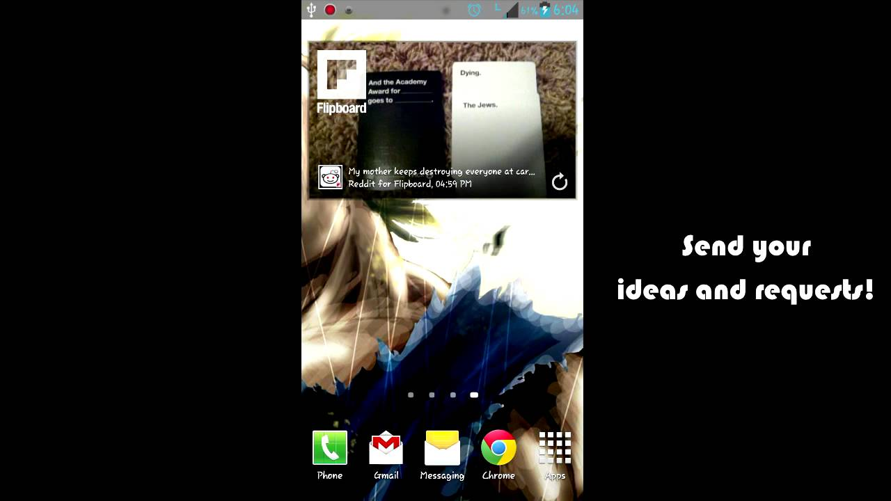 Free live wallpaper creator android