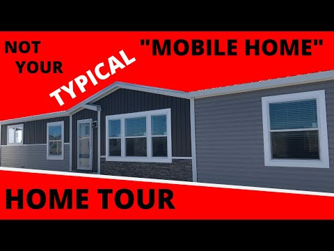 Prepare To Fall In Love With This Home! 32x80 4 Bedroom 2 Bath   Home Tour