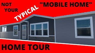 Prepare to fall in love with this home! 32x80 4 bedroom 2 bath | Home Tour