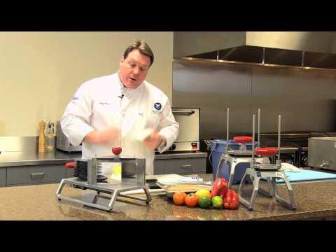 Manual Food Processor Cleaning - Thermoset Blades