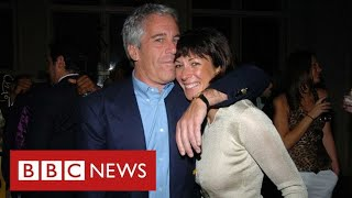Ghislaine Maxwell charged with grooming girls for Jeffrey Epstein - BBC News