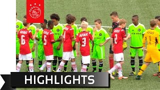 Highlights Bekerfinale Ajax D1 - AZ D1