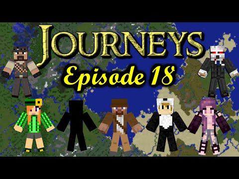 Minecraft - Journeys - Episode 18 - Bonsain's Journey Ends