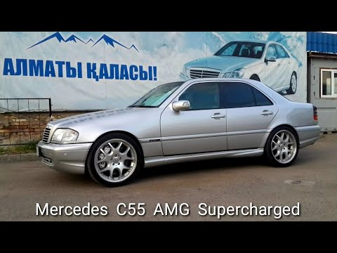 Mercedes w202 5.5 Kompressorr