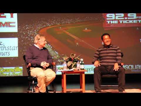 Pedro Martinez Talks About Current Sox Ace Chris Sale