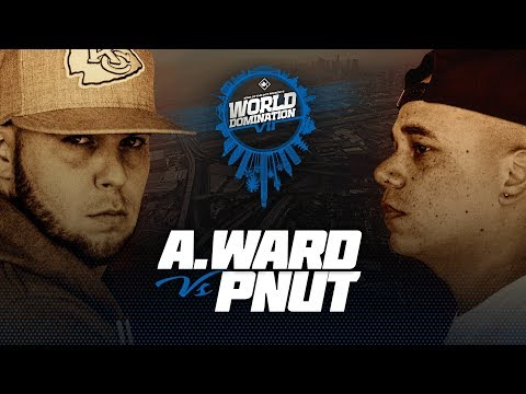 KOTD - A. Ward vs Pnut | #WD7