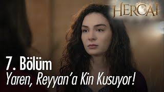 Yaren, Reyyan'a kin kusuyor! - Hercai 7. Bölüm