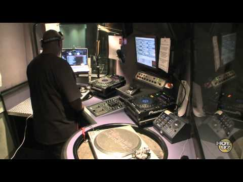 Mister Cee B.I.G. Tribute on Hot97