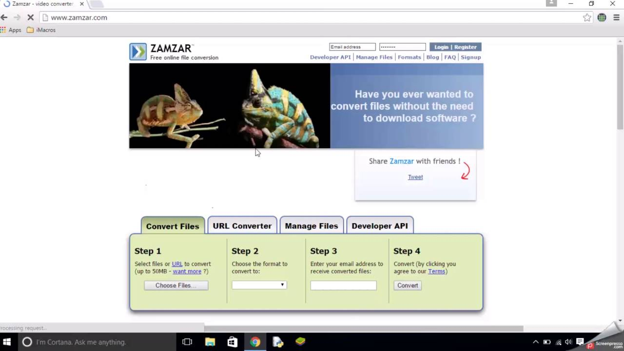 Best free online video photo document converter How to excel ...