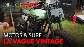 MOTOS & SURF : LA VAGUE VINTAGE