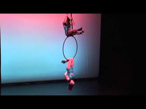 """""""Breakout"""" Lyra performed by Deborah Eppstein & Rebecca Higgins"""