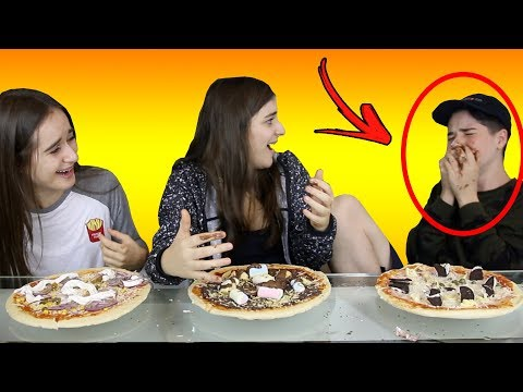 PIZZA CHALLENGE! (DEU RUIM)