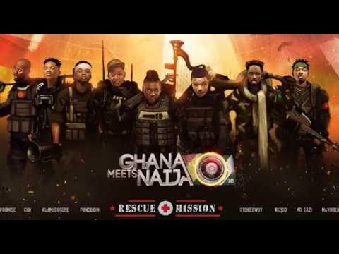 GHANA MEETS NAIJA CONCERT-2018 RESCUE MISSION