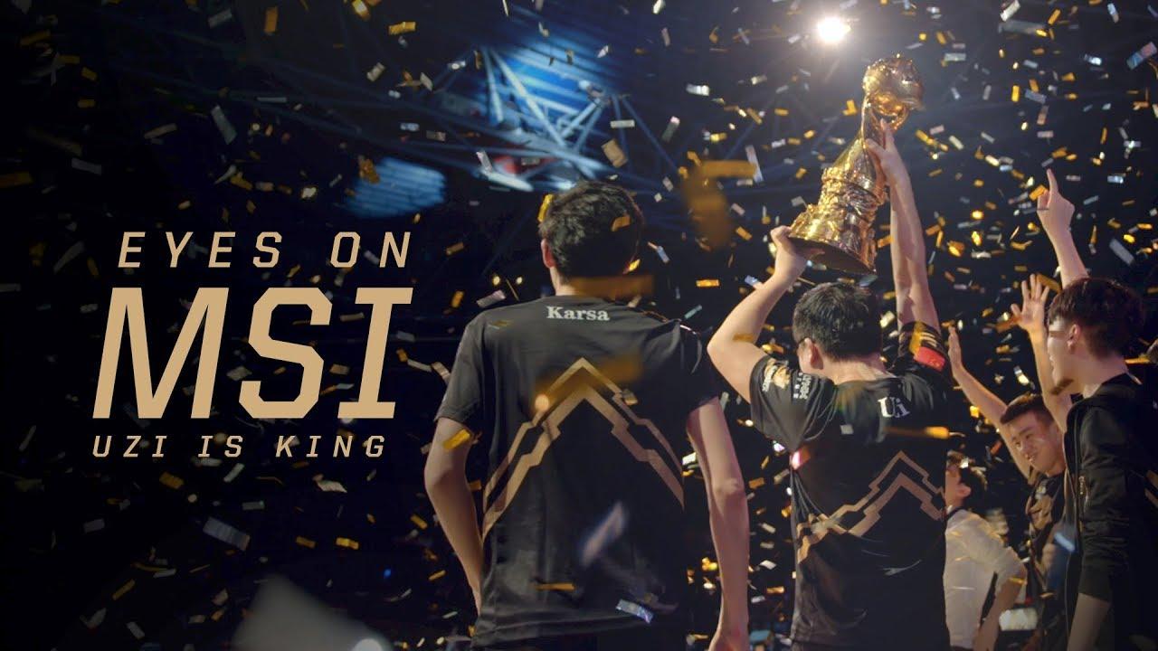 msi league of legends 2018 final