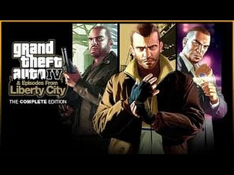 Grand Theft Auto IV Complete Edition Gameplay [PC] - YouTube