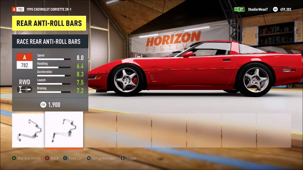 forza horizon 2 1995 corvette zr1 top speed youtube. Cars Review. Best American Auto & Cars Review