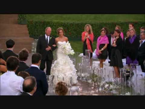 Jason Castro singing Over The Rainbow on The Bachelor