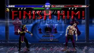 Mortal Kombat Project Revitalized - Supreme Demonstration