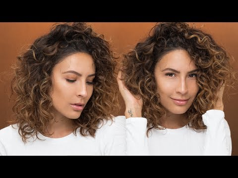 HOW I GOT MY CURLS BACK PLUS HOW TO STYLE  | DESI PERKINS thumbnail