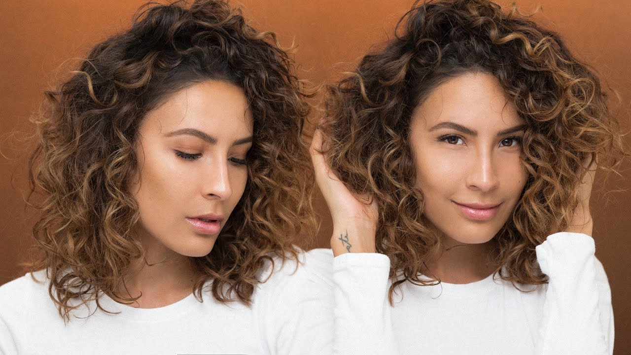 HOW I GOT MY CURLS BACK PLUS HOW TO STYLE  | DESI PERKINS