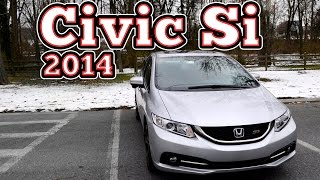 Regular Car Reviews: 2014 Honda Civic Si