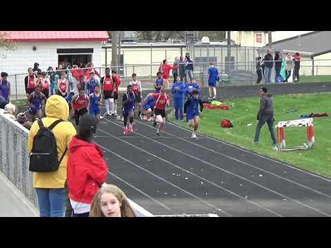 Piper Middle School Kansas City, KS Track Meet @ Lansing/Bonner Springs  4/16/19