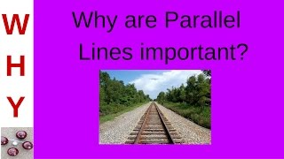 Relevance of Parallel Lines