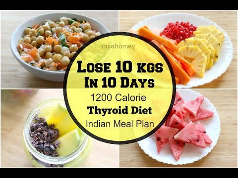 Thyroid diet how to lose weight fast kgs in days indian plan meal also rh youtube