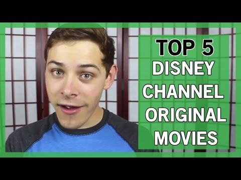 TOP 5 Disney Channel Original Movies | Thingamavlogs