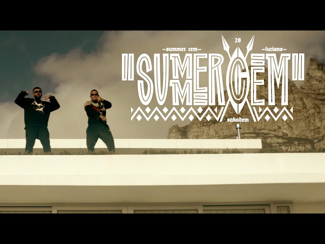 ☀️ 𝐒𝐔𝐌𝐌𝐄𝐑 𝐂𝐄𝐌 ☀️ feat. Luciano [ official Video ] prod. by Miksu & Macloud & Deats